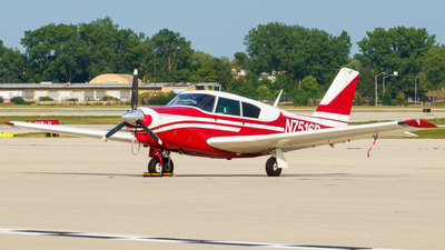 N7516P - Piper PA-24-250 Comanche - Private