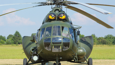 606 - Mil Mi-17 Hip - Poland - Army