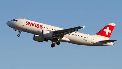 A picture of HBIJB - Airbus A320214 - [0545] - © Freek Blokzijl