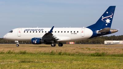 VH-SWO - Embraer 170-100LR - Air North