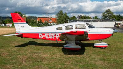 D-ESFP - Piper PA-28-181 Archer III - Luftsportverein Bielefeld-Gütersloh