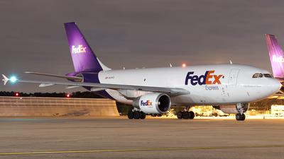 N811FD - Airbus A310-324(F) - FedEx
