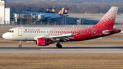 VP-BNB - Airbus A319-111 - Rossiya Airlines