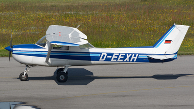 D-EEXH - Reims-Cessna F150L - Private
