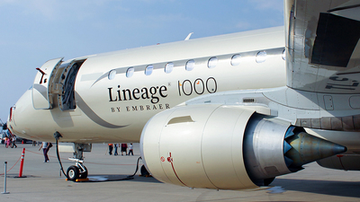 PT-TLS - Embraer 190 Lineage 1000 - Embraer