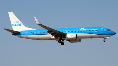 A picture of PHBXI - Boeing 7378K2 - KLM - © Donato Bolelli