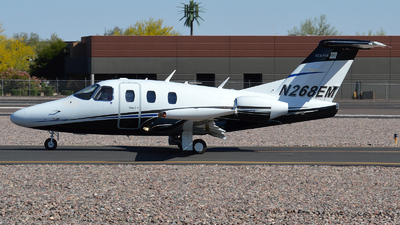 A picture of N268EM - Eclipse EA500 - [5500268] - © Justin Lawrence
