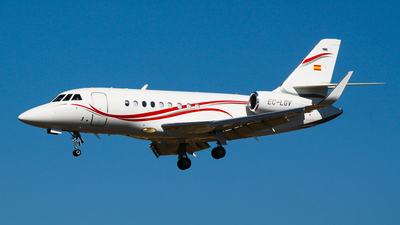 EC-LGV - Dassault Falcon 2000LX - CorporateJets XXI