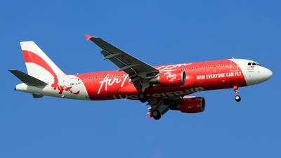 9M-AHI - Airbus A320-216 - AirAsia