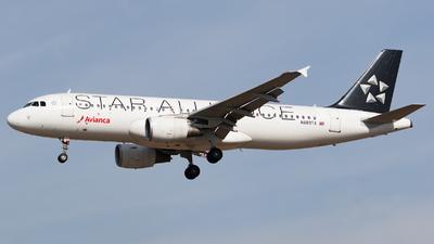 N689TA - Airbus A320-214 - Avianca