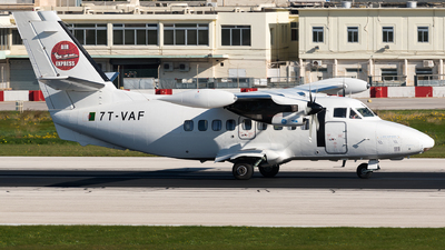 7T-VAF - Let L-410UVP-E20 Turbolet - Air Express Algeria