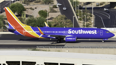 N8524Z - Boeing 737-8H4 - Southwest Airlines