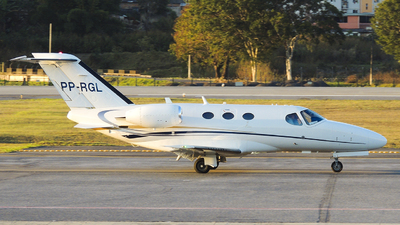 PP-RGL - Cessna 510 Citation Mustang - Private