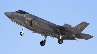 18-004 - Lockheed Martin F-35A Freedom Knight - South Korea - Air Force