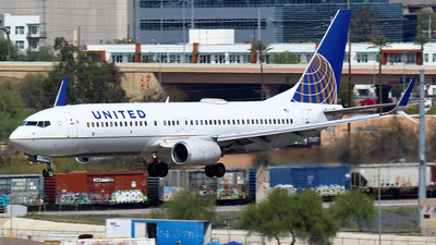 N16234 - Boeing 737-824 - United Airlines