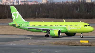A picture of VPBVJ - Airbus A320271N - S7 Airlines - © Malyshev Andrei