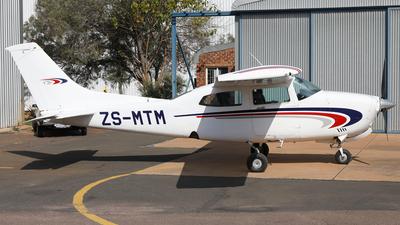 ZS-MTM - Cessna 210N Centurion II - Private