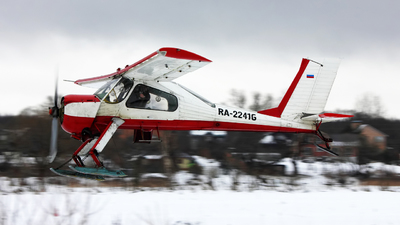 RA-2241G - PZL-Mielec 104 Wilga - Private