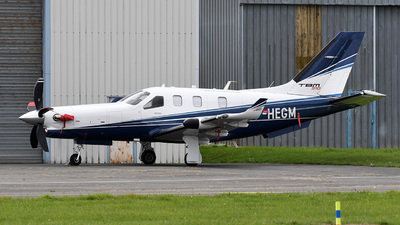 A picture of FHEGM - Socata TBM910 - [1174] - © bruno muthelet