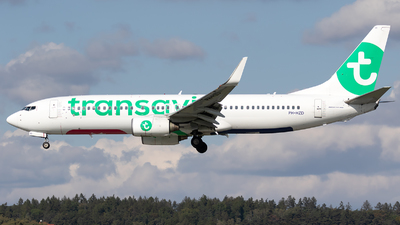 PH-HZD - Boeing 737-8K2 - Transavia Airlines