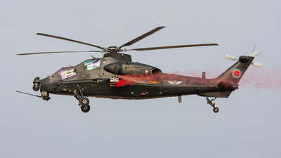 LH952127 - Changhe Z-10 - China - Army
