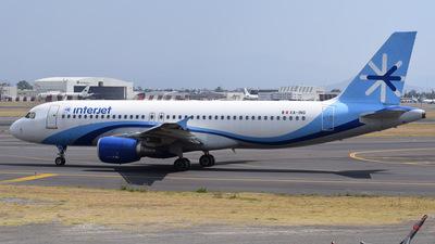 XA-ING - Airbus A320-214 - Interjet