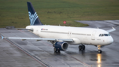 9H-VDO - Airbus A320-214 - Galistair