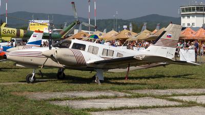 A picture of OMALA - Piper PA34220T Seneca III - [3433090] - © Łukasz Stawiarz