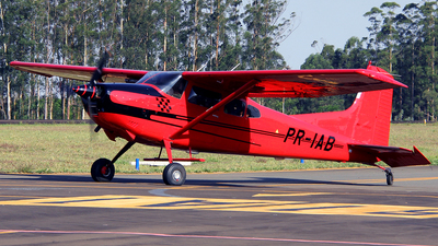 PR-IAB - Cessna A185F Skywagon - Private