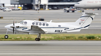 N13LY - Beechcraft B200 Super King Air - Guardian Flight