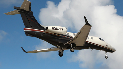 N352FX - Embraer 505 Phenom 300 - Flight Options