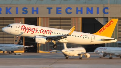 A picture of TCNCS - Airbus A320251N - Pegasus Airlines - © Ilgaz DEGER