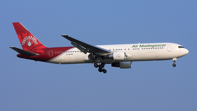 5R-MFG - Boeing 767-383(ER) - Air Madagascar