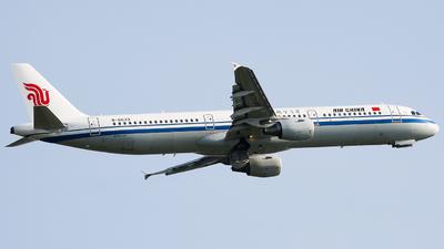 B-6633 - Airbus A321-213 - Air China