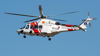 EC-LEE - Agusta-Westland AW-139 - Spain - Sociedad de Salvamento y Seguridad Marítima (SASEMAR)