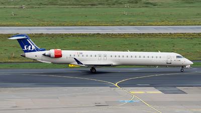 A picture of EIFPH - Mitsubishi CRJ900LR - SAS - © Sebastian Thiel