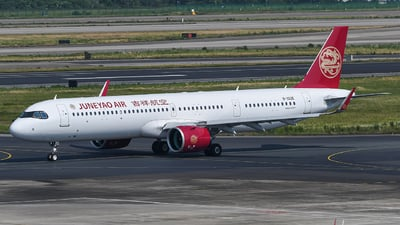 B-322E - Airbus A321-271NX - Juneyao Airlines