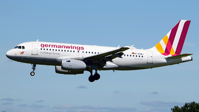 D-AGWJ - Airbus A319-132 - Germanwings