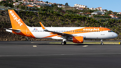 A picture of OEICW - Airbus A320214 - easyJet - © Nelson Sousa