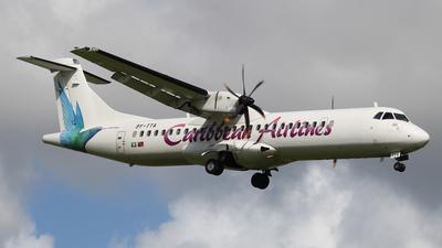 9Y-TTA - ATR 72-212A(600) - Caribbean Airlines