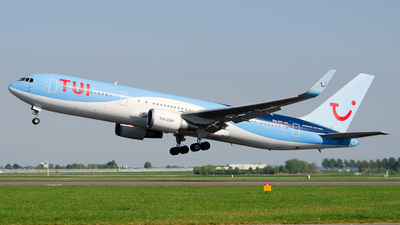 A picture of PHOYI - Boeing 767304(ER) - TUI fly - © Paul Stam