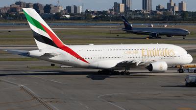 A6-EVM - Airbus A380-842 - Emirates