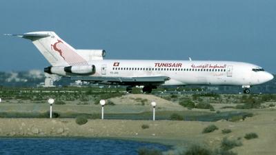 TS-JHS - Boeing 727-2H3(Adv) - Tunisair
