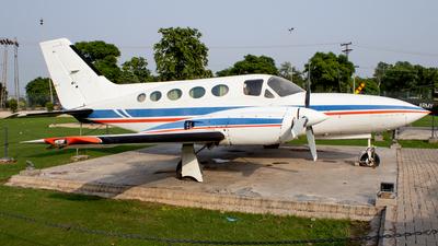AP-AZQ - Cessna 421C Golden Eagle - Private