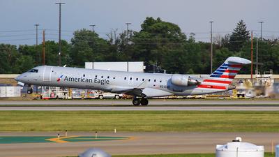 N516AE - Bombardier CRJ-701ER - American Eagle (PSA Airlines)