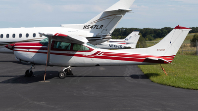 N757SP - Cessna TR182 Turbo Skylane RG - Private
