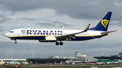 EI-EFO - Boeing 737-8AS - Ryanair