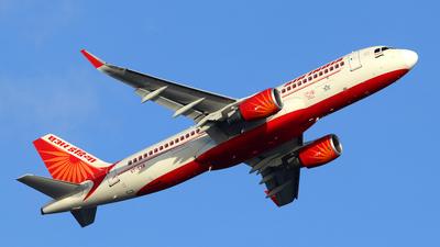 A picture of VTEXB - Airbus A320214 - Air India - © Jubilant Chan - AHKGAP