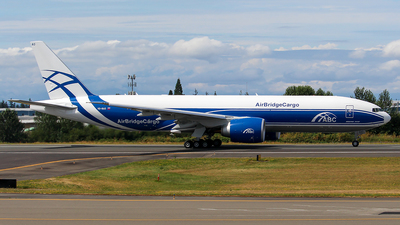 VQ-BAO - Boeing 777-FBT - Air Bridge Cargo