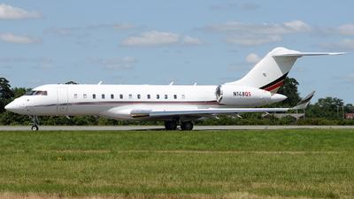 N148QS - Bombardier BD-700-1A10 Global 6000 - NetJets Aviation